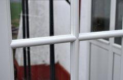 19 mm sprosser på koblede vinduer/døre